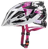 UVEX Air Wing Mountain Bike Helmet Children white-pink white/pink