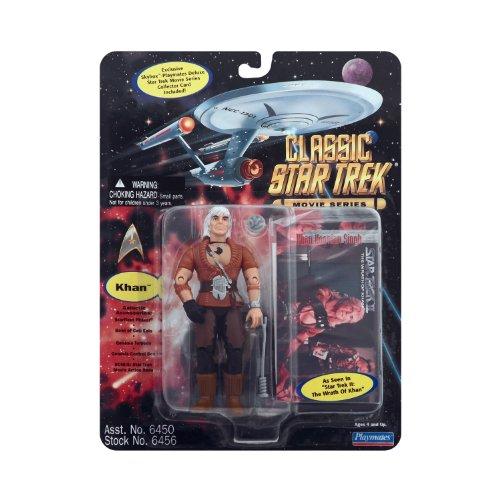 Classic Star Trek Khan