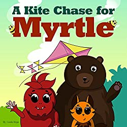 A Kite Chase for Myrtle