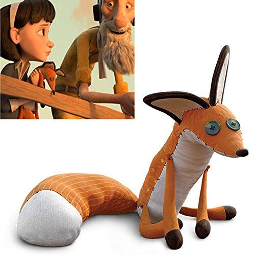MIVERA The Little Prince Fox Plush Dolls 40cm le Petit Prince stuffed animal plush education toys for baby kids Birthday/Xmas Gift