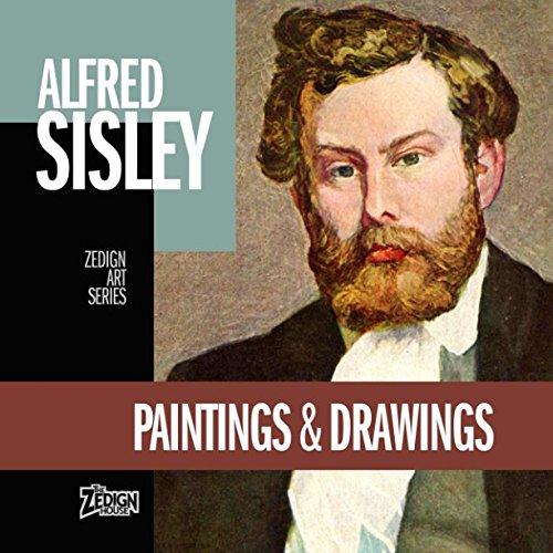 alfred sisley paintings drawings zedign art series