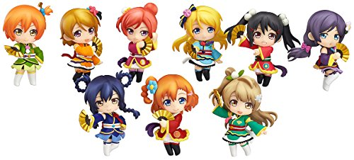 Nendoroid Petit Love live Angelic Angel Ver. Non-scale ABS & PVC painted trading moveable figures 10 pieces BOX ()