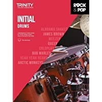 Trinity College London Rock & Pop 2018 Drums Initial Grade (Trinity Rock & Pop)