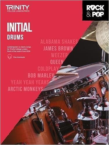 Utorrent Descargar Trinity College London Rock & Pop 2018 Drums Initial Grade Cd Only Como Bajar PDF Gratis