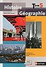 Histoire-Géographie Term S - Cote/Janin par de Cock