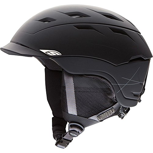 Smith Variance Snow Helmet - Men's - Matte Black - Medium