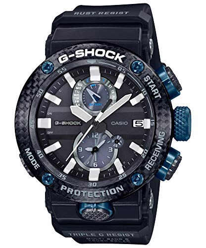 Casio G-Shock GWR-B1000-1A1JF GRAVITYMASTER Radio Solar Bluetooth Carbon Core Guard Watch (Japan Domestic Genuine Products)