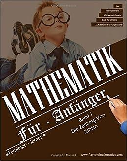 Book Das Zahlen von Zahlen (Band 1): Mathematik Fur Afänger