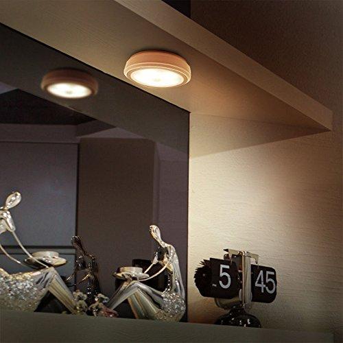 MIJORA-LED PIR Auto Sensor Motion Detection Wireless Outdoor Infrared Light Lamp