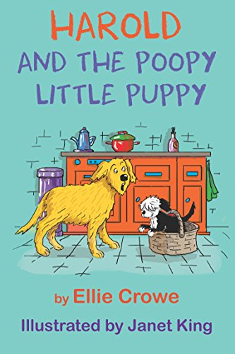 Harold and the Poopy Little Puppy: A Fun Children's Book