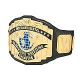 WWE Authentic Wear Black Intercontinental