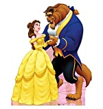 Belle & Beast - Disney's Beauty & the Beast - Advanced Graphics Life Size Cardboard Standup