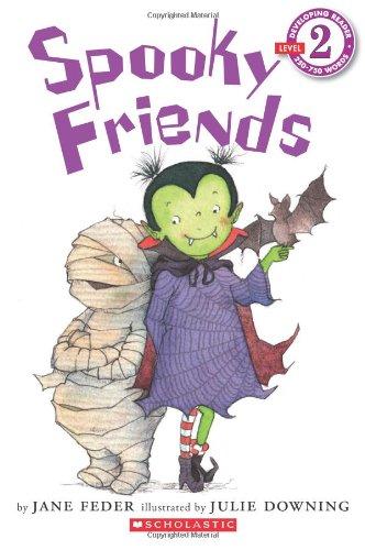City Of Friends Halloween (Scholastic Reader Level 2: Spooky)