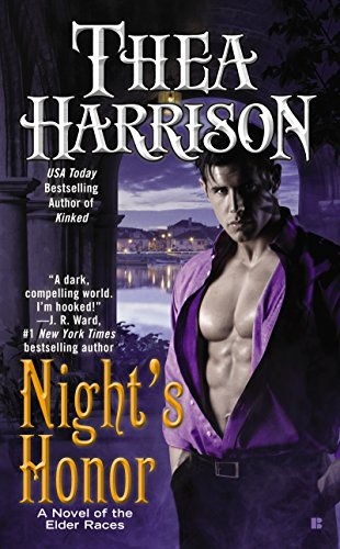 Night's Honor (Elder Races Book 7) cover