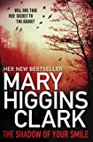 Book Cover for The Shadow of Your Smile. Mary Higgins Clark