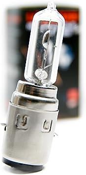 2 X H6 Birnen Ba20d Motorrad Roller Halogen Lampe 35 35w Glühbirne Weiß 12v Auto