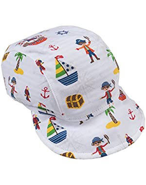 Baby Boys Buccaneers Reversible Cap