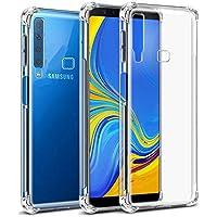 Capa Anti Shock Samsung Galaxy A9 2018, Cell Case, Capa Anti-Impacto, Transparente