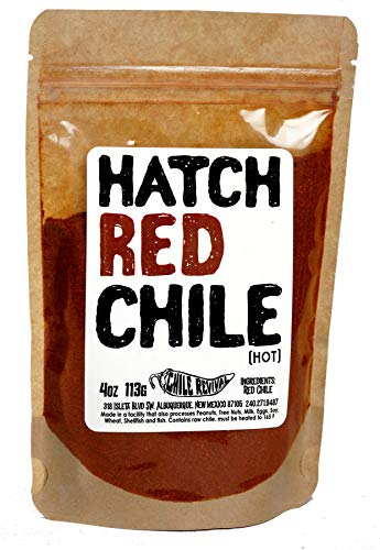 Hatch Red Chile Powder (Hot) (Red Chile Hot)