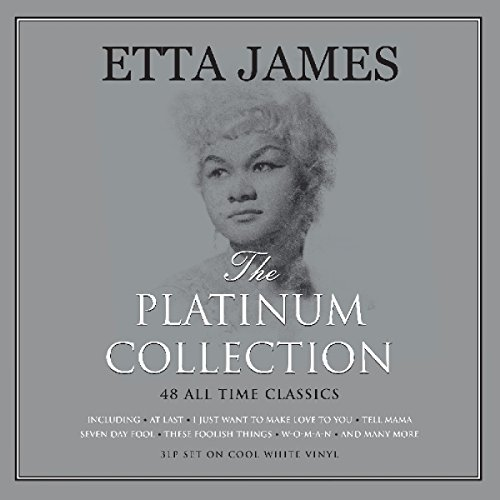 Album Art for Platinum Collection by ETTA JAMES