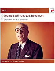 George Szell Conducts Beethoven Symp Honies & Overtures