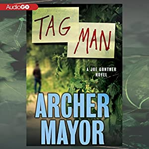 Tag Man Audiobook