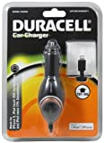 DURACELL DU5264 Durable Car Charger for iPhone 5 - Retail Packaging - Black