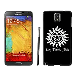 Fashionable And Nice Designed Case For Samsung Galaxy Note 3 N900A N900V N900P N900T With Supernatural Pentagram Star Black Phone Case