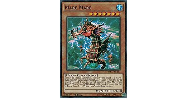 Mare Mare MP17-EN167 Common 1st Edition YuGiOh