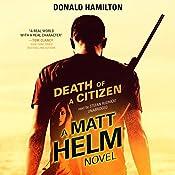 Death of a Citizen | Donald Hamilton