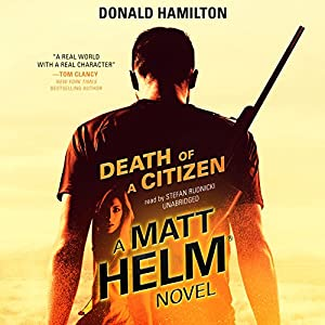 Death of a Citizen Audiobook
