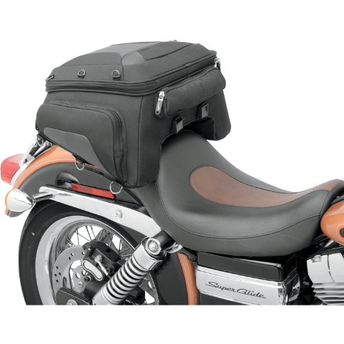 Saddlemen (Sadorumen) tail bag SPORT TUNNEL BAG (Sports tunnel bag) TS1450R Sportster / Dyna / Softail family HARLEY-DAVIDSON P-3516-0108