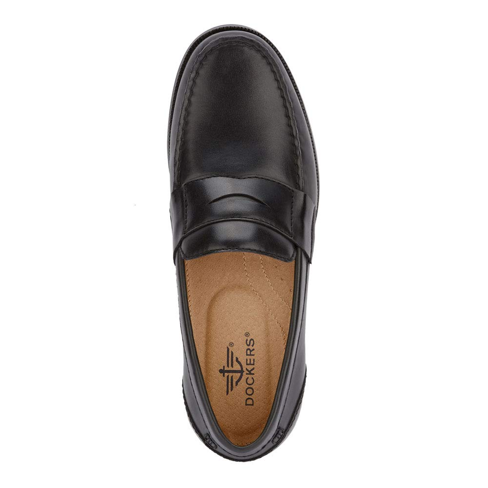 2fa869df97f5 Amazon.com | Dockers Mens Colleague Dress Penny Loafer Shoe | Loafers &  Slip-Ons