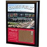 MLB Arizona Diamondbacks Chase Field 8x10-Inch Game Used Dirt Plaque Photomint