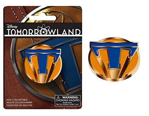 - Funko Disney's Tomorrowland Movie Pin 1