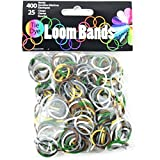 Touch of Nature 50626 Loom Bands, Tie Dye Camo, Assortment