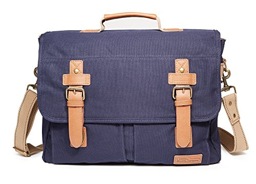 National Geographic Cape Town Messenger Bag, Navy, One Size ()