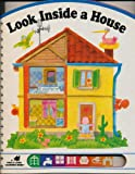 img - for Look Inside a House (Poke & Look Learning) book / textbook / text book