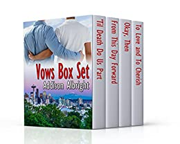 Vows Box Set - 4 Gay Romance Stories in 1! by [Albright, Addison]