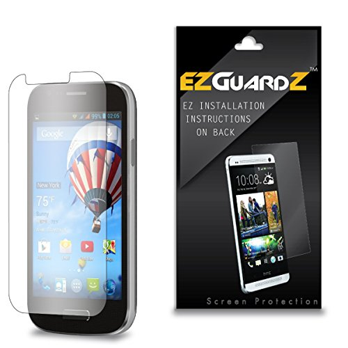 (1-Pack) EZGuardZ Screen Protector for RCA M1 4.0 (Ultra Clear)