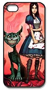 The Heart of Wonderland Alice Madness Returns Customizable iphone 5 Case by Designed by HnW Accessories