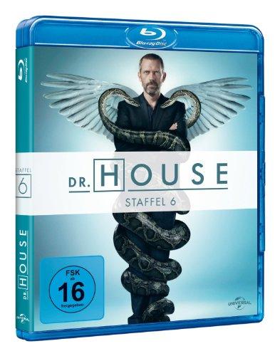 House M.D. : The Complete Sixth Season [Blu-ray]