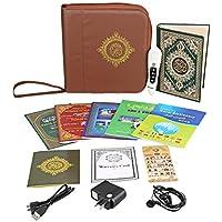 Hitopin Digital Pen Quran New Koran Talking Reader Word by Word Function Holy Quran Pen with English Arabic Urdu French Spanish German etc. 5 Small learning Books Louder Speaker