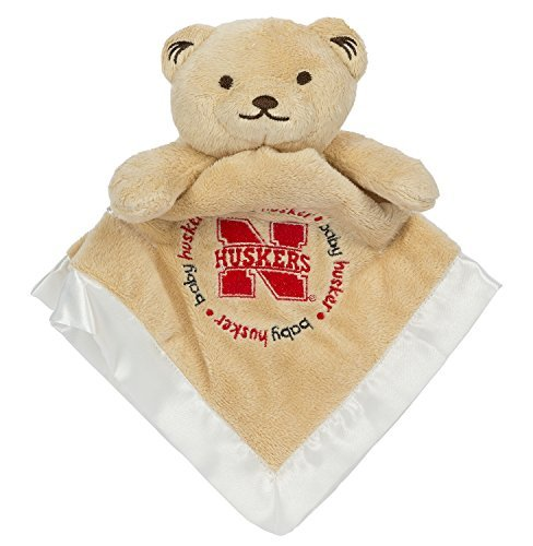 Baby Fanatic Security Bear Blanket, University of Nebraska