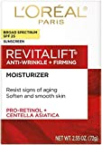 Face Moisturizer with SPF 25 by L'Oreal