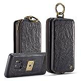 S9 Plus Zipper Wallet Case,AKHVRS Premium...