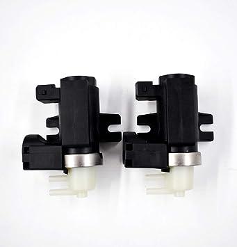 labwork-parts 2 New Turbo Boost Solenoid Valve for BMW F01 750i E90 335i  E60 535i 11747626350