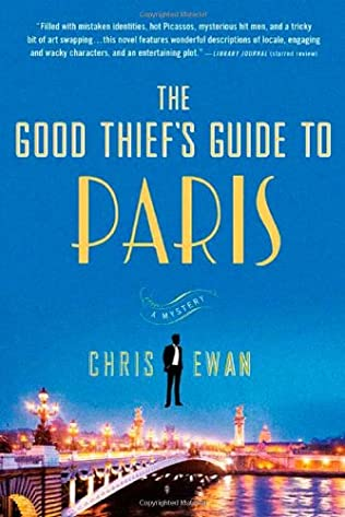 book cover of The Good Thief\'s Guide to Paris