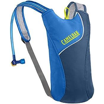 CamelBak Kid's 2016 Skeeter Hydration Pack, Poseidon/Electric Blue