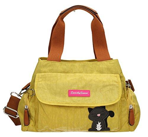 Julie Mustard Shoulder Womens SWANKYSWANS SWANKYSWANS Womens Kempton Bag q07RtRw